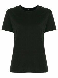 Aspesi round neck T-shirt - Black