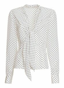 Dolce & Gabbana Dotted Blouse