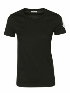 Moncler Logo Patched T-shirt