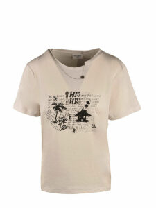 Saint Laurent This Angover T-shirt