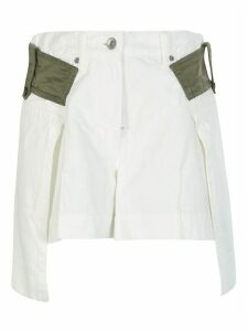 Sacai Attached Parts Shorts