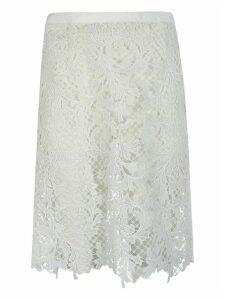 Sacai Laced Detail Skirt