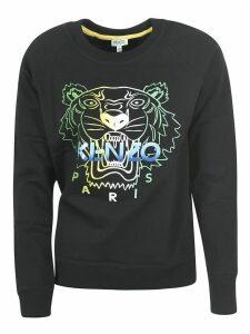 Kenzo Logo Tiger Sweatshirt