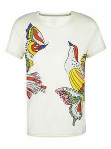 Tory Burch Graphic Print T-shirt