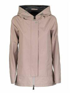 Herno Parka In 2-layer Gore-tex® Paclite Shell® Laminar Jacket