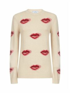 Prada Printed Sweater