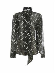 Ganni Georgette Shirt