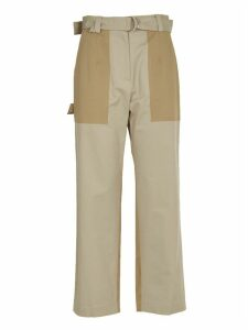 MSGM Bicolor Trousers