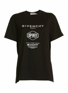 Givenchy Logo Spirit T-shirt