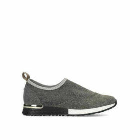 Womens Cracker Sneakers Carvela Comfort Gold, 3.5 UK