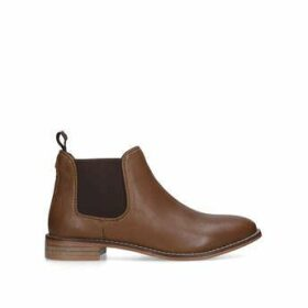 Womens Layla Ankle Boots Ravel Tan, 8 UK