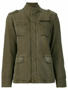 ANINE BING army jacket - Green