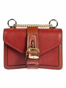 Chloé Pad-lock Detail Shoulder Bag