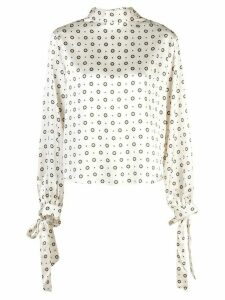 ANINE BING esther top - White
