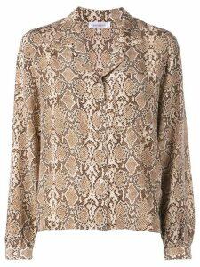ANINE BING Lilah shirt - Brown