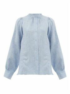 Weekend Max Mara - Malaga Shirt - Womens - Light Blue