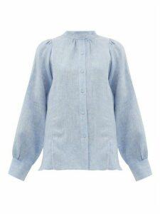 Weekend Max Mara - Malaga Shirt - Womens - Light Blue