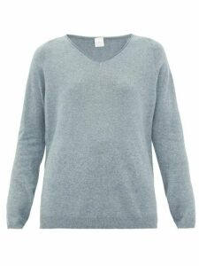 Max Mara Leisure - Vino Sweater - Womens - Light Grey