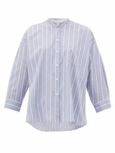 Weekend Max Mara - Ovada Shirt - Womens - Blue White