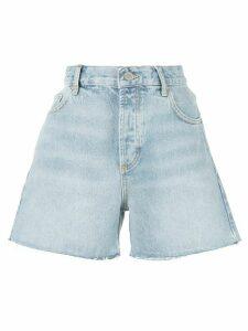ANINE BING Bonnie shorts - Blue