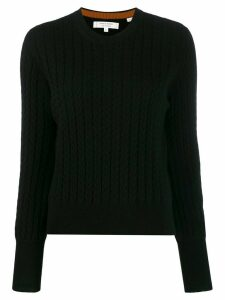 Chinti & Parker ribbed knit jumper - Black