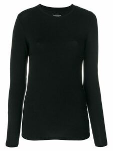 Majestic Filatures long sleeved T-shirt - Black