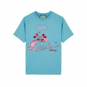 Gucci X Disney Printed Cotton T-shirt