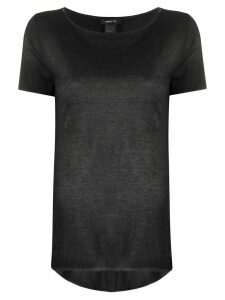 Avant Toi relaxed fit short sleeve T-shirt - Black
