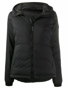 Canada Goose short padded jacket - Black
