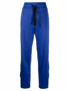 Rossignol logo tape tracksuit trousers - Blue