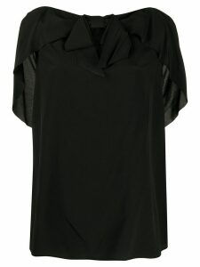 Prada cape tank top - Black