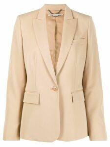 Stella McCartney Iris single-breasted blazer - NEUTRALS