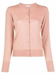 Filippa K button-up fitted cardigan - PINK