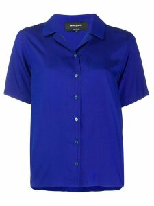 Rochas short sleeve shirt - Blue