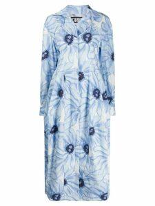 Jacquemus La Robe Valensole dress - Blue