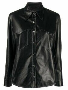 Manokhi Khara western shirt - Black