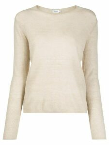 Filippa K Ines crew neck jumper - NEUTRALS