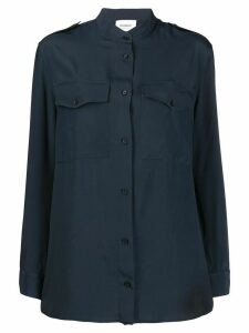 Dondup loose fit blouse - Blue