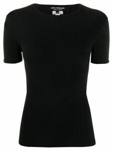 Junya Watanabe fitted T-shirt - Black