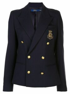 Polo Ralph Lauren double-breasted jacket - Blue