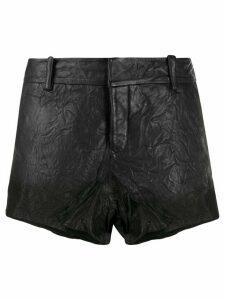Zadig & Voltaire crinkled shorts - Black