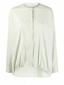 Fabiana Filippi glitter round neck shirt - Green