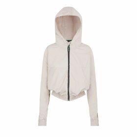 Louise Coleman - Ivory Moths Silk Shirt