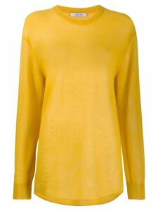 Dorothee Schumacher oversized knit jumper - Yellow