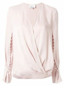 3.1 Phillip Lim slit sleeve blouse - PINK