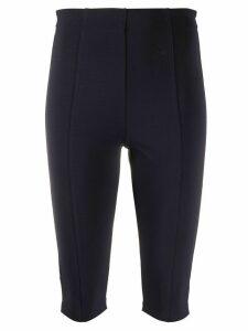 GAUGE81 Boston slim-fit shorts - Blue