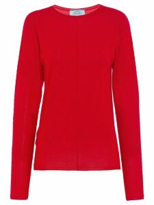Prada lightweight jumper - Red