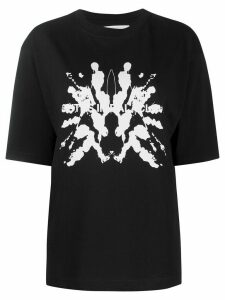 Youths In Balaclava graphic print T-shirt - Black