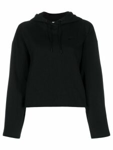 Nike loose fit hoodie - Black