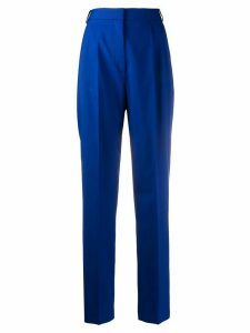 Joseph Klein high-rise tapered trousers - Blue